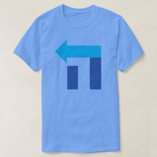 T-shirt de Hillary d'hébreu