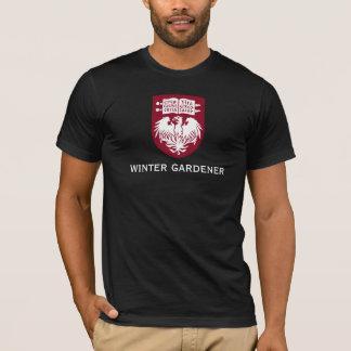 T-shirt de jardinier d'hiver