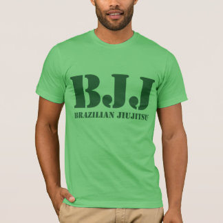 T-shirt de Jiujitsu de Brésilien