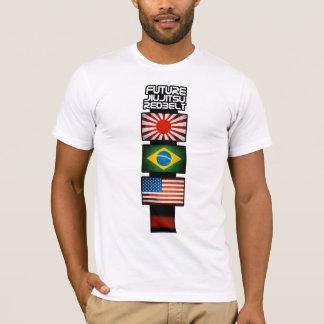 T-shirt de JiuJitsu Redbelt