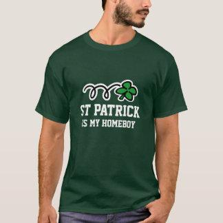 T-shirt de Jour de la Saint Patrick avec la