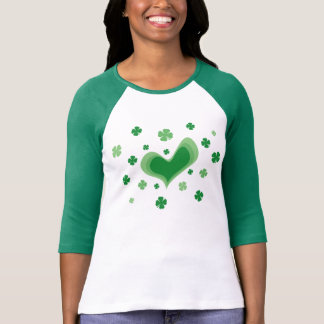 T-shirt de Jour de la Saint Patrick pour les