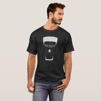 T-shirt de jour de Patricks de saint - génie au