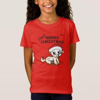 T-shirt de Joyeux Noël d'ange