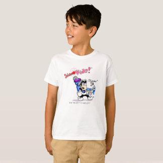 T-shirt de Jr. de SeismoKids Richter