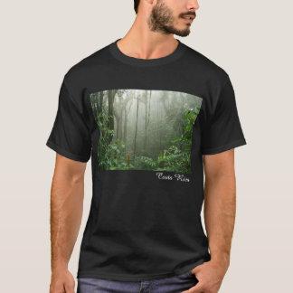 T-shirt de jungle du Costa Rica