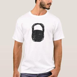 T-shirt de kettlebell