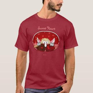 T-shirt de Kilroy de cupidon