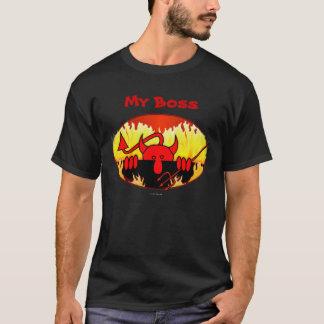 T-shirt de Kilroy de diable