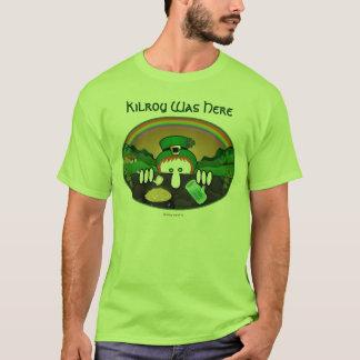 T-shirt de Kilroy de lutin