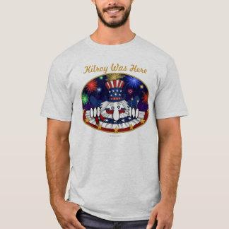 T-shirt de Kilroy d'Oncle Sam