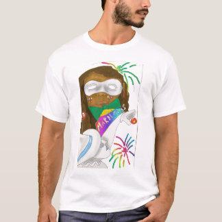 T-shirt de la conception 2 de mardi gras