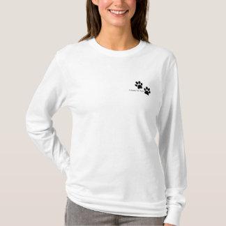 T-shirt de la douille des femmes d'ISFP long