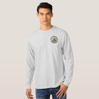T-shirt de la douille des hommes de Grand prix de