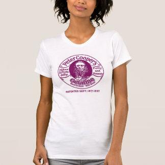 T-shirt de la gélatine du tonnelier de Peter -