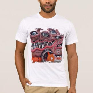 T-shirt de la grunge 4