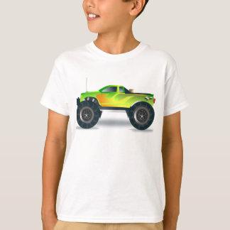 T-shirt de la jeunesse de camion de monstre