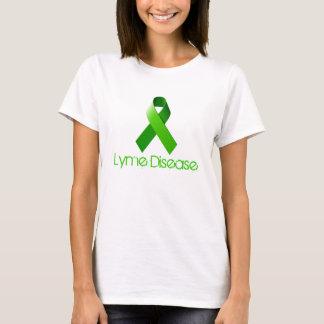 T-shirt de la maladie de Lyme