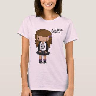 T-shirt de la question de Val