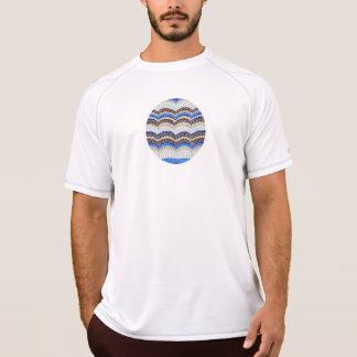 T-shirt de la représentation des hommes avec la
