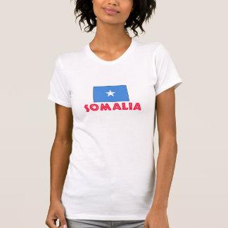 T-shirt de la Somalie