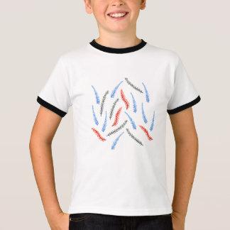T-shirt de la sonnerie des enfants de branche