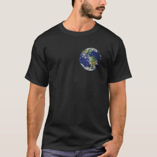 T-shirt de la terre