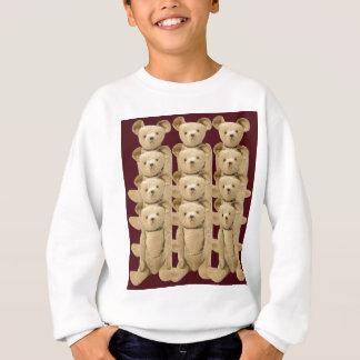 T-shirt de l'adolescence de Long-douille de