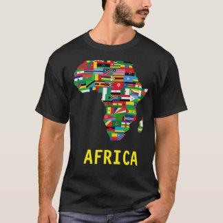 T-SHIRT DE L'AFRIQUE