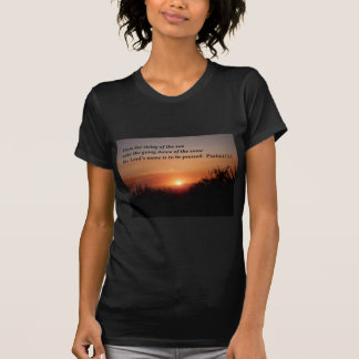 T-shirt de l'augmentation