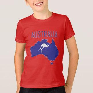 T-shirt de l'Australie
