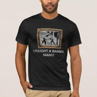 T-shirt de lave de Benny (description lue pour