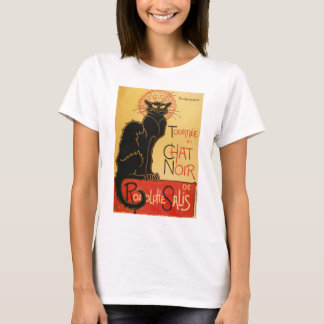 T-shirt de Le Chat Noir