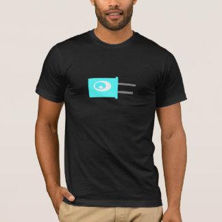 T-shirt de LED