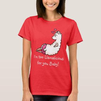 T-shirt de Llamalicious