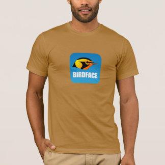 T-shirt de logo de BirdFace $$etAPP