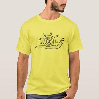 T-shirt de logo d'escargot de Hypno
