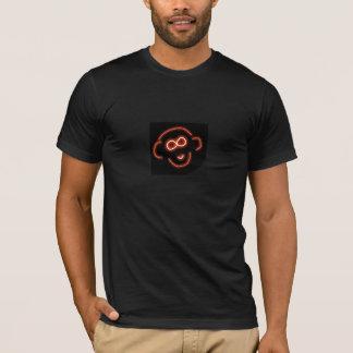 T-shirt De Luap chemise de singe de co-pilote