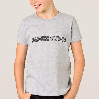 T-shirt de luxe d'enfants de Jamestown