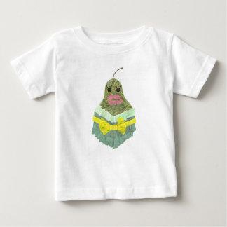 T-shirt de Madame Pear No Background Baby