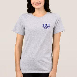 T-shirt de marathon de 1/2 de la maman