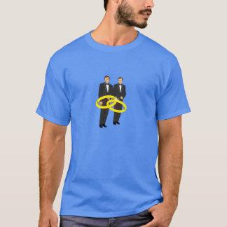 T-shirt de mariage homosexuel