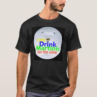 T-shirt de MARTINI de boissons