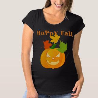 T-Shirt De Maternité Chemise de maternité de chute