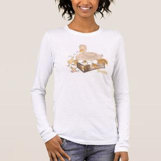 T-shirt de maternité de canards