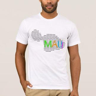 T-shirt de Maui, Hawaï