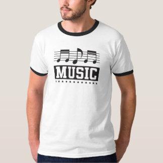 T-shirt de mélomane
