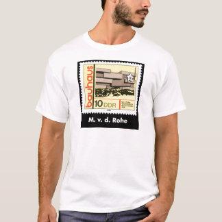 T-shirt de Mies van der Rohe DDR Stamp