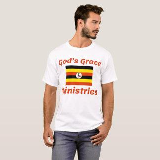 T-shirt de ministères de grâce de dieux