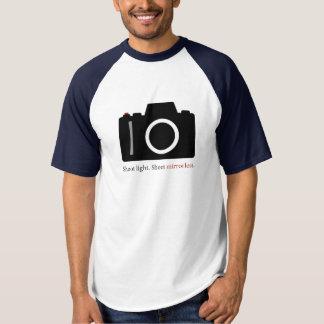 """T-shirt """"de Mirrorless de pousse"""" pour le"""